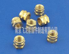 铜篏件螺母w