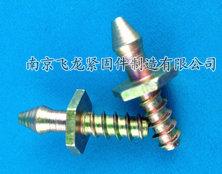 铁镀彩锌非标中字型螺栓w