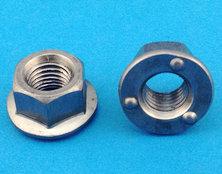 六角法兰圆点焊接螺母